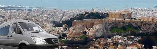Private shore excursions and tours from Piraeus port to Athens